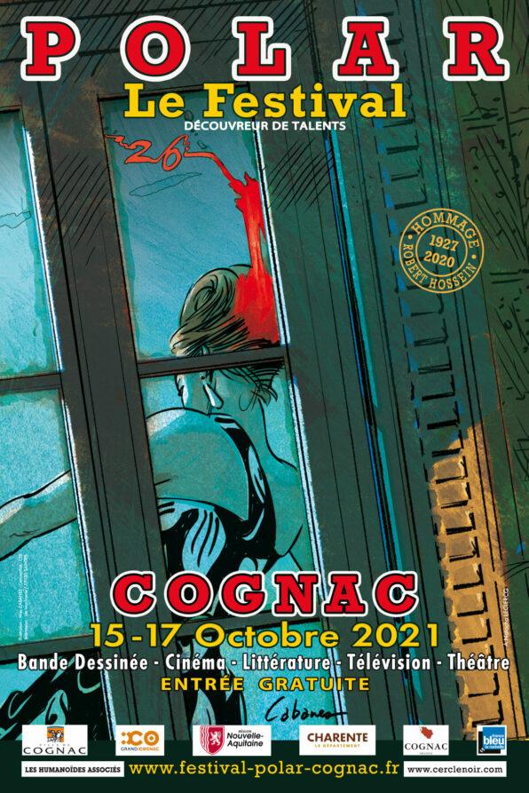 Affiche du Festival de Cognac 2021
